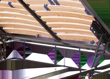 Meccanismi e reti in metallo